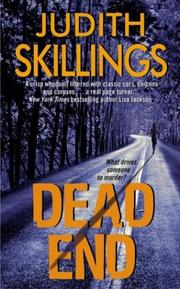 Dead end by Judith Skillings