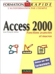 Formation rapide Access 2000 PDF