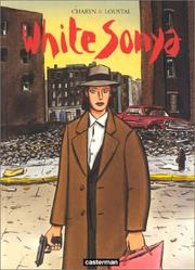 Cover of: White Sonya by Jerome Charyn