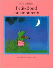 Petit-Bond est amoureux PDF