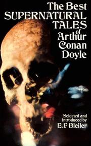 The best supernatural tales of Arthur Conan Doyle by Sir Arthur Conan Doyle