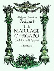 Nozze di Figaro by Wolfgang Amadeus Mozart