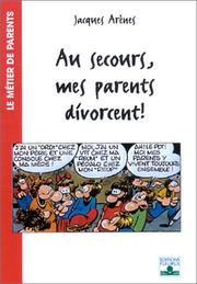 Au secours, mes parents divorcent ! PDF
