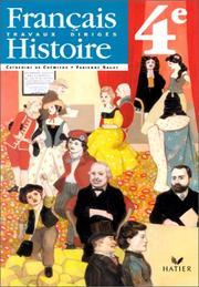 Français-histoire 4e