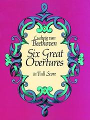 Six Great Overtures in Full Score PDF