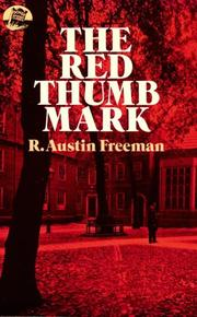 The Red Thumb Mark PDF