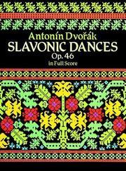 Slavonic Dances, Op. 46 in Full Score PDF
