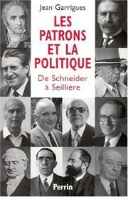 Les patrons et la politique PDF