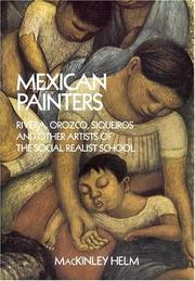 Mexican Painters by MacKinley Helm