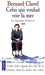 La Grande patience, tome 2 PDF