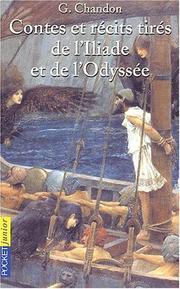 Contes et recits tires de l'iliade et de l'odyss PDF