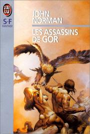 Cover of: Les assassins de Gor by John Norman