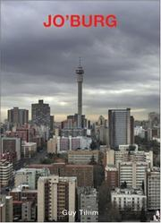 Jo&#39;burg by Guy Tillim