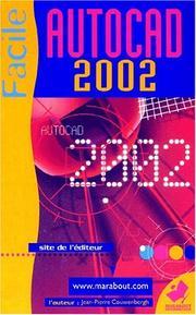 AutoCAD 2002 facile PDF