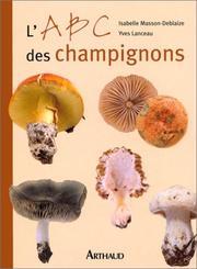 LABC des champignons