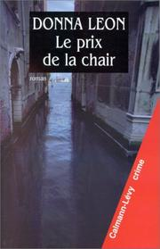 Le prix de la chair PDF