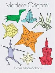 Modern origami PDF