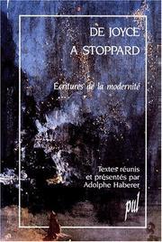De Joyce à Stoppard