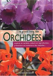 Le grand livre des orchidees PDF