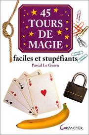 45 tours de magie PDF
