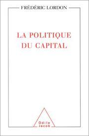 La Politique du capital PDF