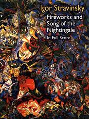 Fireworks and Song of the Nightingale in Full Score PDF