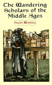 The wandering scholars of the Middle Ages PDF