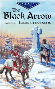 Cover of: The  black arrow by Robert Louis Stevenson