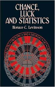 Chance, Luck, and Statistics PDF