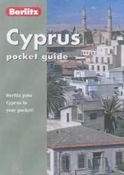 Berlitz Cyprus Pocket Guide PDF