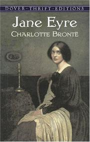 Cover of: Jane Eyre by Charlotte Brontë