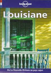 Lonely Planet Louisiane PDF