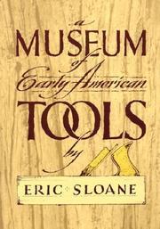 A Museum of Early American Tools (Americana) PDF