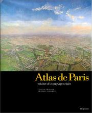 Atlas de Paris by Daniele Chadych