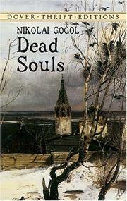 Dead Souls (Mertvye dushi) PDF