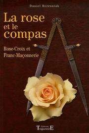 Cover of: La rose et le compas by Daniel Bresniak
