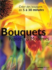 Bouquets rapides & modernes PDF