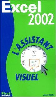 L'Assistant visuel Excel 2002 PDF