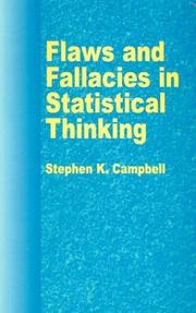 Flaws and fallacies in statistical thinking PDF