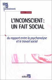 L'Inconscient by Marc Zerbib