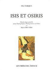 Cover of: Isis et Osiris by Plutarch
