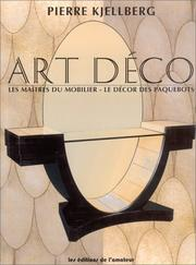 Art dco by Pierre Kjellberg