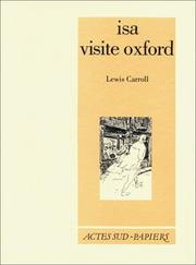 Isa visite Oxford by Lewis Carroll