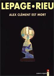 Alex Clément est mort