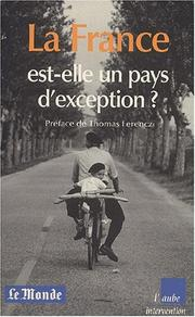 La France est-elle un pays d'exception ? PDF