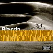 Desert: Photographs of Magnum Photos = D PDF