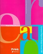 Print & Rotovision's European Regional Design Annual 1997 PDF
