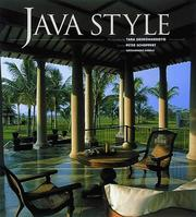 Java style by Peter Schoppert, Soedarmadji Damais, Tara Sosrowardoyo