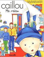 Caillou by Jeannine Beaulieu