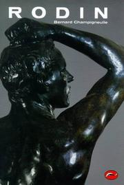 Rodin by Champigneulle, Bernard